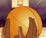 Un nouveau site de jeux de basket 3D